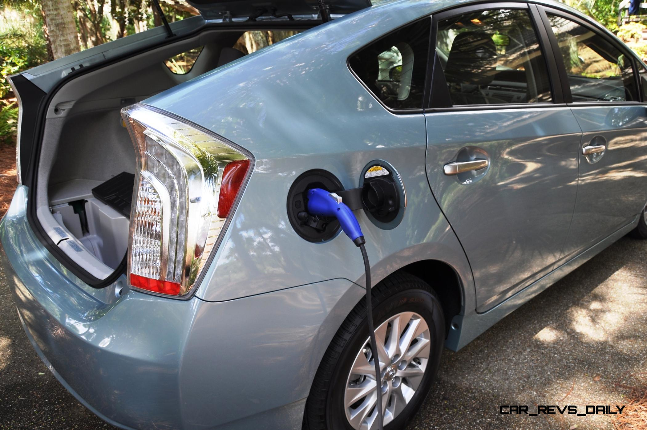 Chill Is The Name Of In Prius Phev