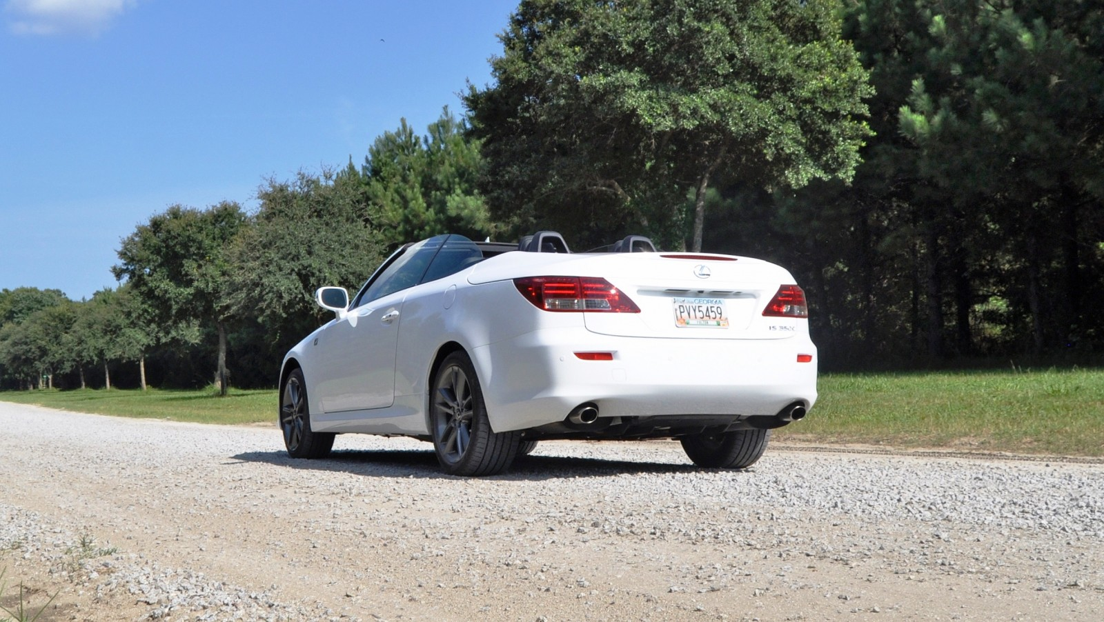 Road Test Review - 2015 Lexus IS350C F Sport 47