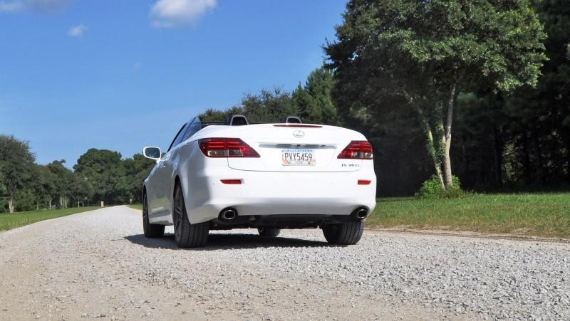 Road Test Review - 2015 Lexus IS350C F Sport 48