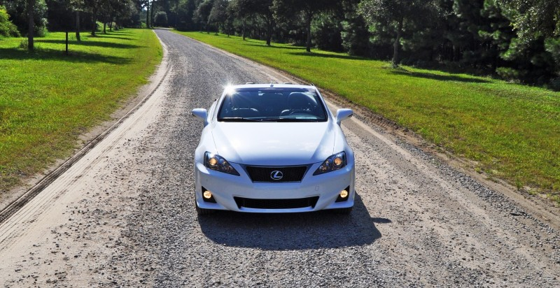 Road Test Review - 2015 Lexus IS350C F Sport 56
