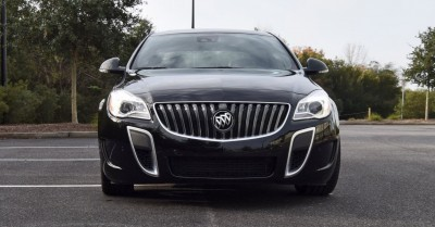 Road Test Review - 2016 Buick REGAL GS 11