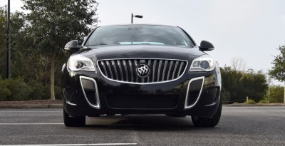 Road Test Review - 2016 Buick REGAL GS 12