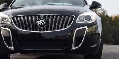 Road Test Review - 2016 Buick REGAL GS 14