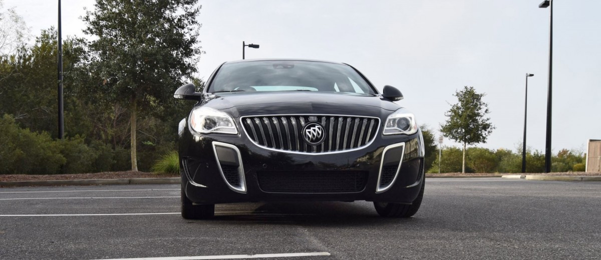 road test review 2016 buick regal gs. Cars Review. Best American Auto & Cars Review