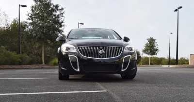 Road Test Review - 2016 Buick REGAL GS 16