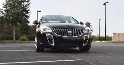 Road Test Review - 2016 Buick REGAL GS 17