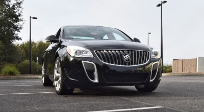 Road Test Review - 2016 Buick REGAL GS 18