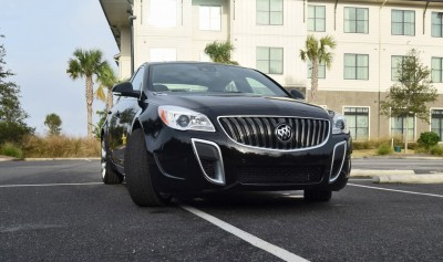 Road Test Review - 2016 Buick REGAL GS 2