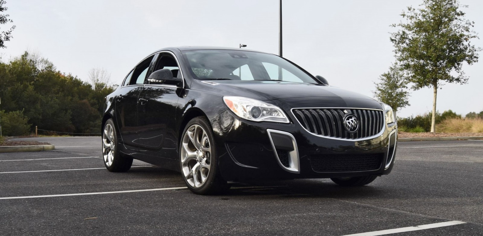 road test review 2016 buick regal gs 21. Cars Review. Best American Auto & Cars Review