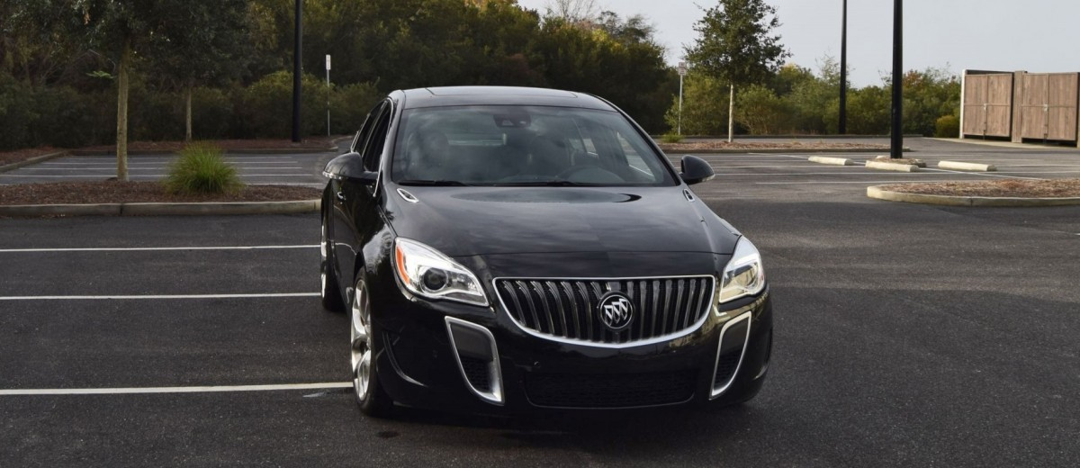 Road Test Review U2013 2016 Buick ...