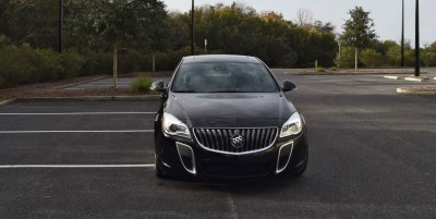 Road Test Review - 2016 Buick REGAL GS 27