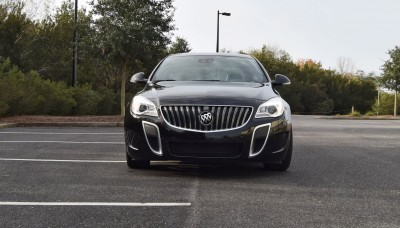 Road Test Review - 2016 Buick REGAL GS 29