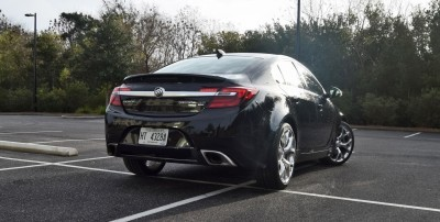 Road Test Review - 2016 Buick REGAL GS 3