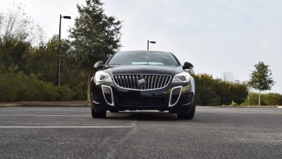 Road Test Review - 2016 Buick REGAL GS 30