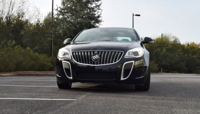 Road Test Review - 2016 Buick REGAL GS 31