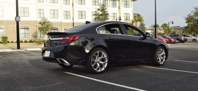 Road Test Review - 2016 Buick REGAL GS 36