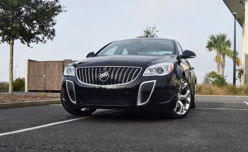 Road Test Review - 2016 Buick REGAL GS 43