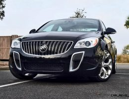 Road Test Review – 2016 Buick REGAL GS