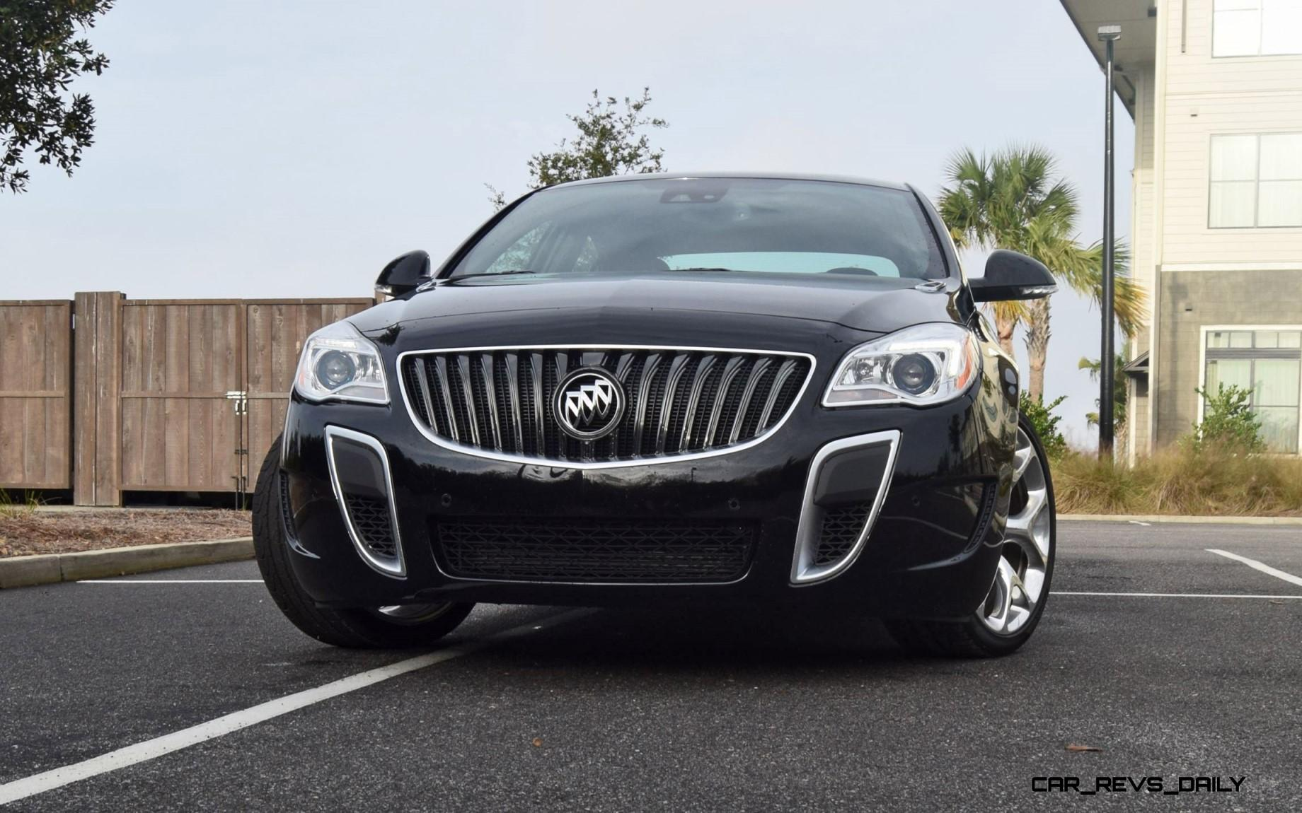 Road Test Review 2016 Buick Regal Gs