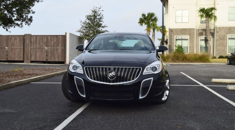 Road Test Review - 2016 Buick REGAL GS 46
