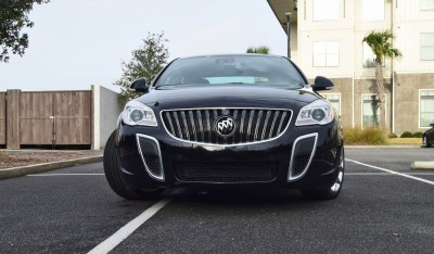 Road Test Review - 2016 Buick REGAL GS 47