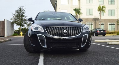 Road Test Review - 2016 Buick REGAL GS 48