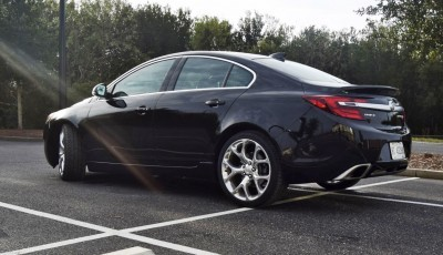 Road Test Review - 2016 Buick REGAL GS 5