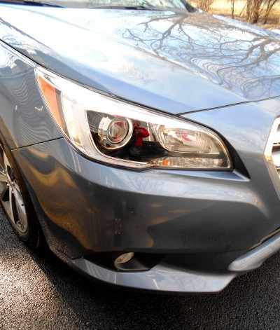 Road Test Review - 2016 Subaru Legacy 3.6R Limited 15