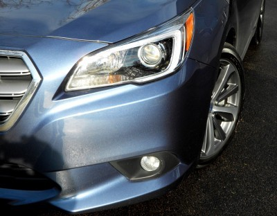 Road Test Review - 2016 Subaru Legacy 3.6R Limited 17