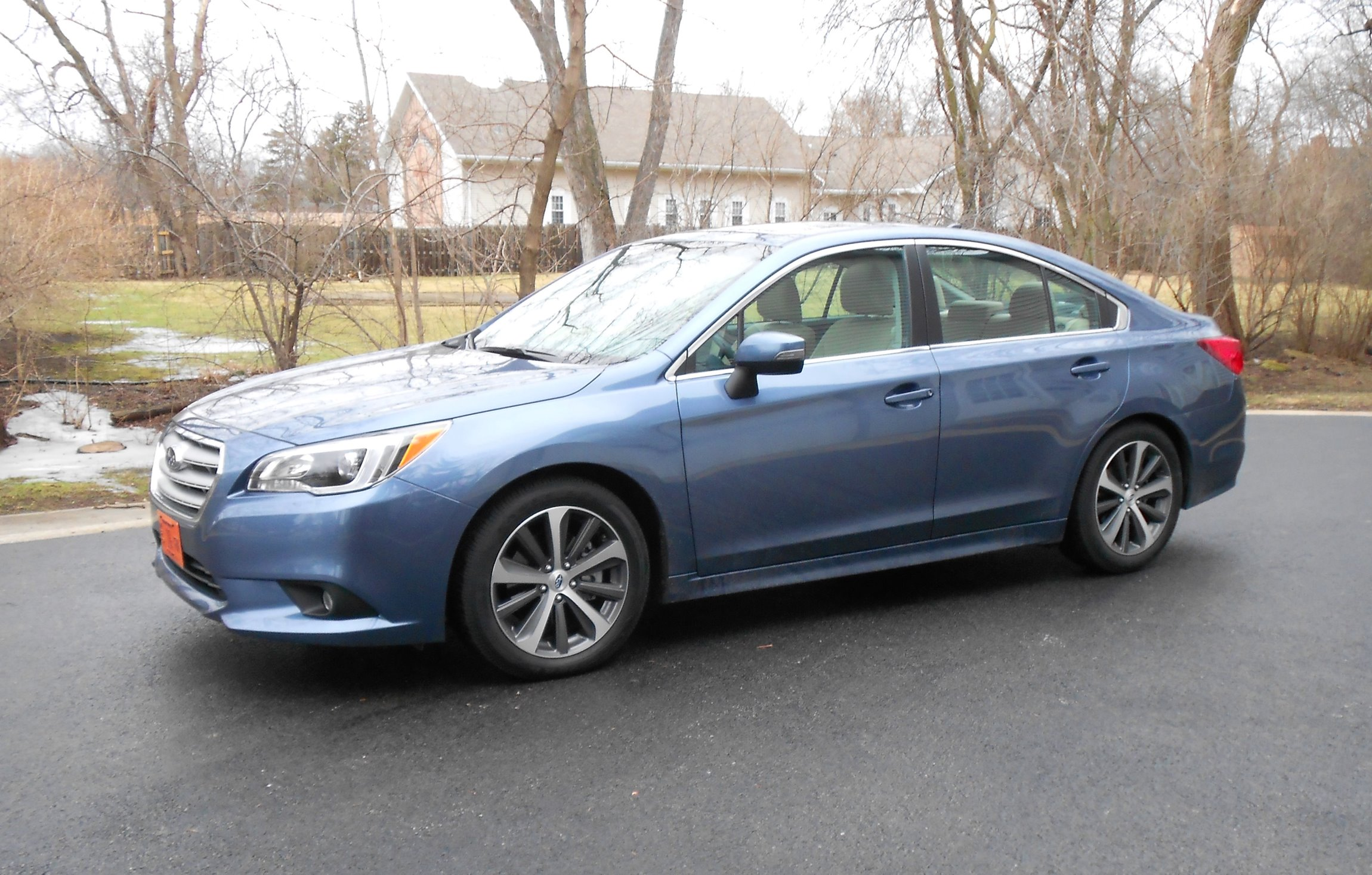 Road Test Review - 2016 Subaru Legacy 3.6R Limited