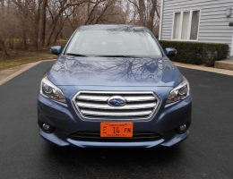Road Test Review – 2016 Subaru Legacy 3.6R Limited