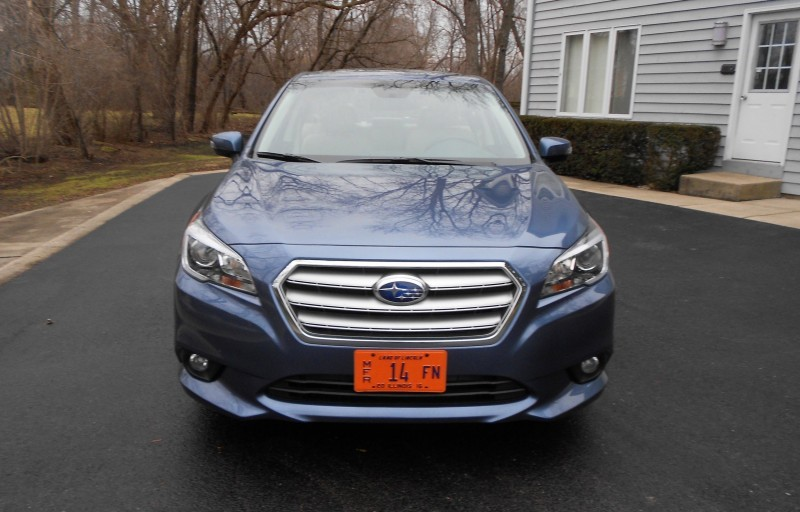 Road Test Review - 2016 Subaru Legacy 3