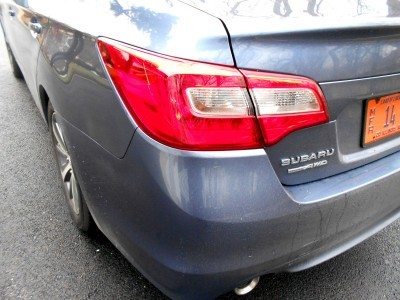 Road Test Review - 2016 Subaru Legacy 3