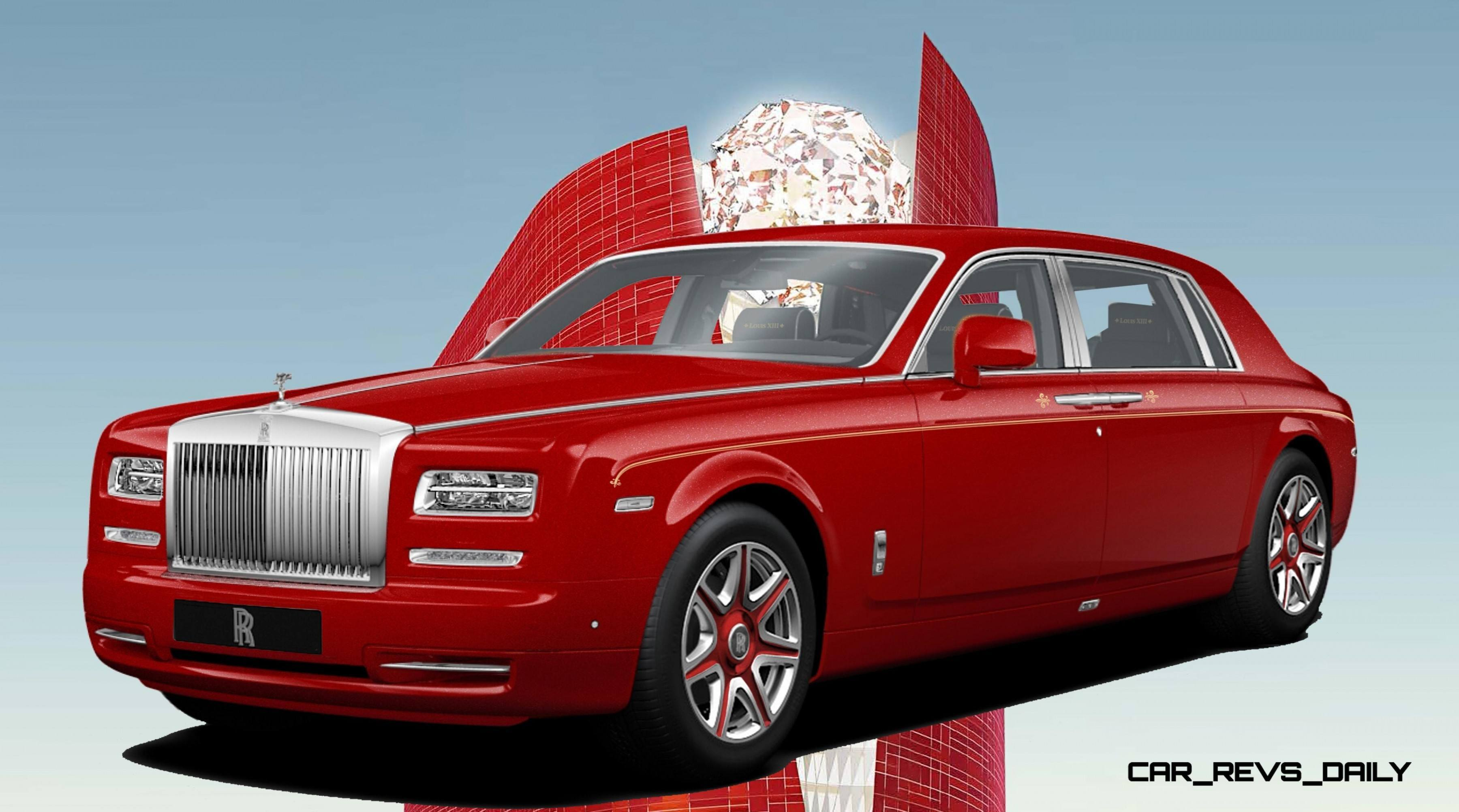 Rolls Royce Lands Largest Ever Order For 30 Phantoms From