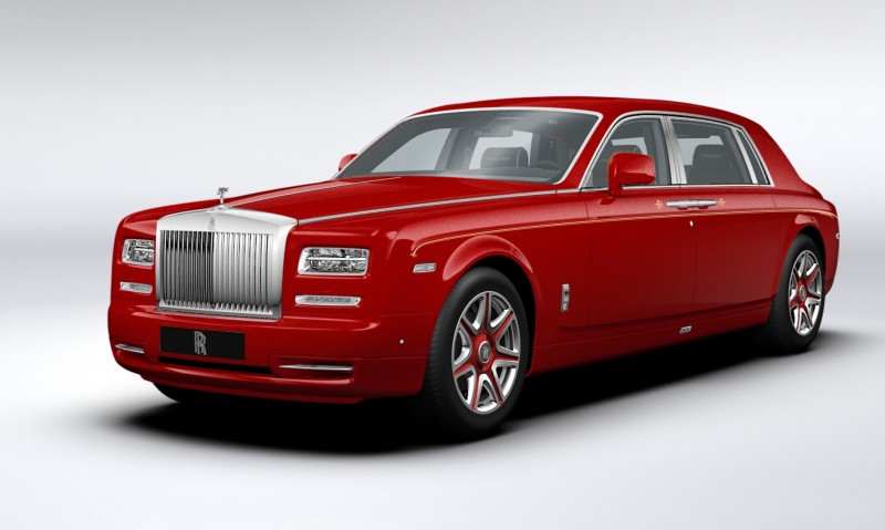 Rolls-Royce Lands Largest-Ever Order for 30 Phantoms from Louis XIII Hotel in Macau 7