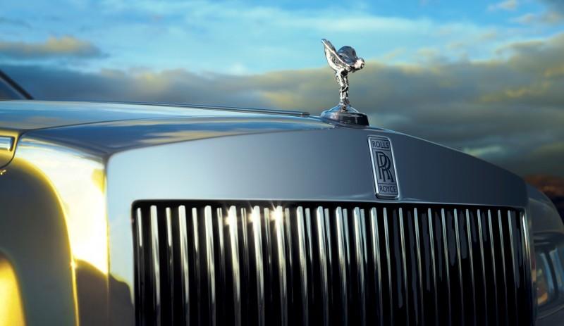 Rolls Royce Phantom II 1