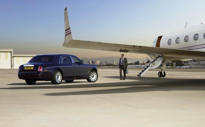 Rolls Royce Phantom II 3