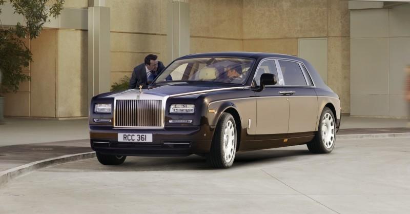 Rolls Royce Phantom II 4