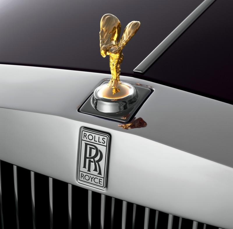 Rolls Royce Phantom II 9