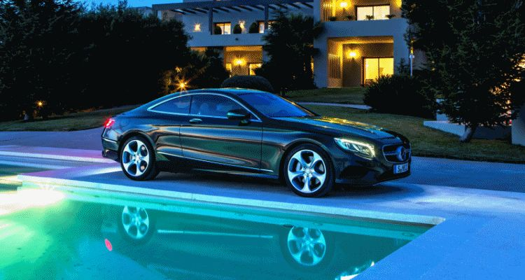S-Class Coupe GIF header