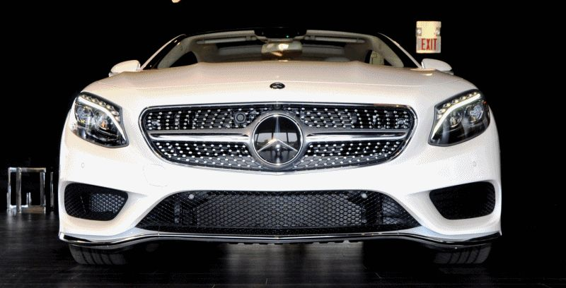 S550 coupe 2015 gif