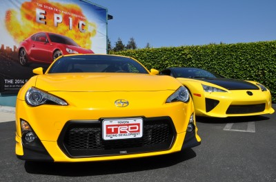 SCION FR-S TRD Project Car Prototype 4