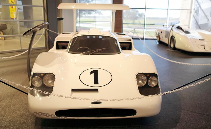 See The Authentic Chaparral 2H and 2J Racecars at the Petroleum Museum in Midland, Texas 10