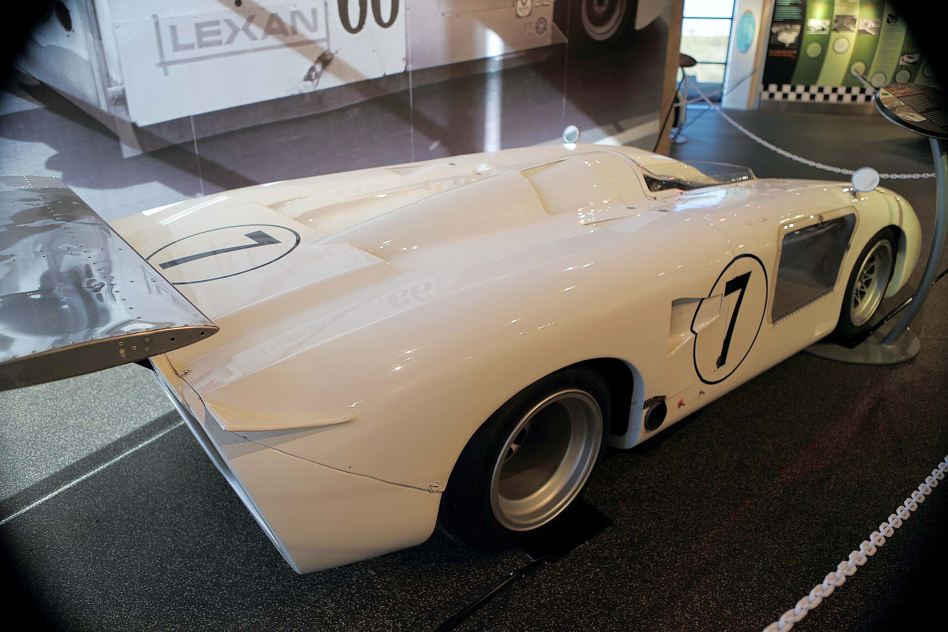 see the authentic chaparral h and j racecars at the petroleum see the authentic chaparral 2h and 2j racecars at the petroleum museum in midland texas
