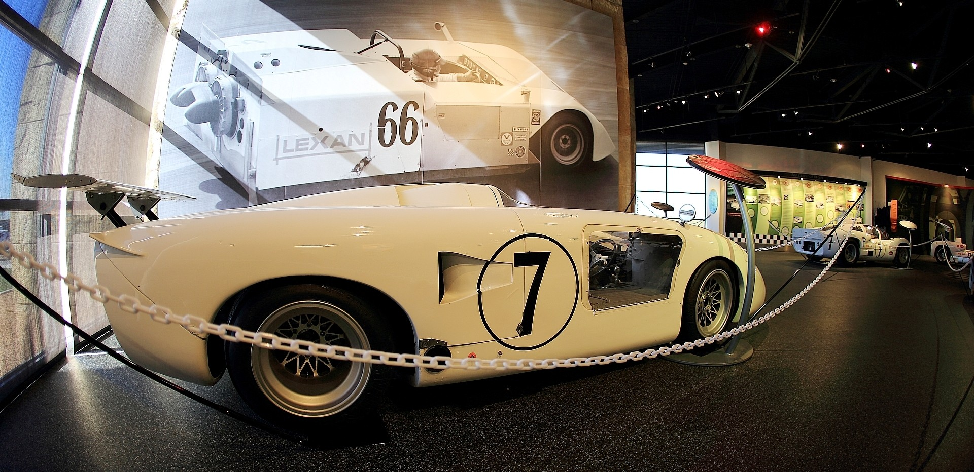 see the authentic chaparral h and j racecars at the petroleum texas see the authentic chaparral 2h and 2j racecars at the petroleum museum in midland texas
