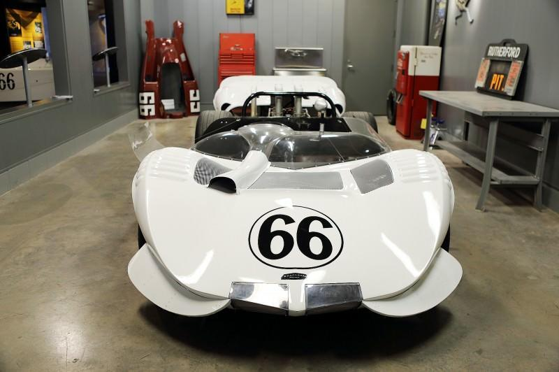 See The Authentic Chaparral 2H and 2J Racecars at the Petroleum Museum in Midland, Texas 2