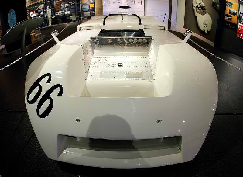 See The Authentic Chaparral 2H and 2J Racecars at the Petroleum Museum in Midland, Texas 20