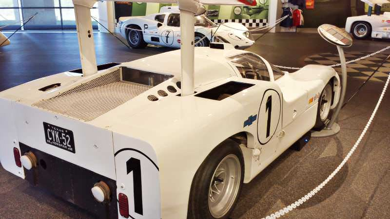 See The Authentic Chaparral 2H and 2J Racecars at the Petroleum Museum in Midland, Texas 25