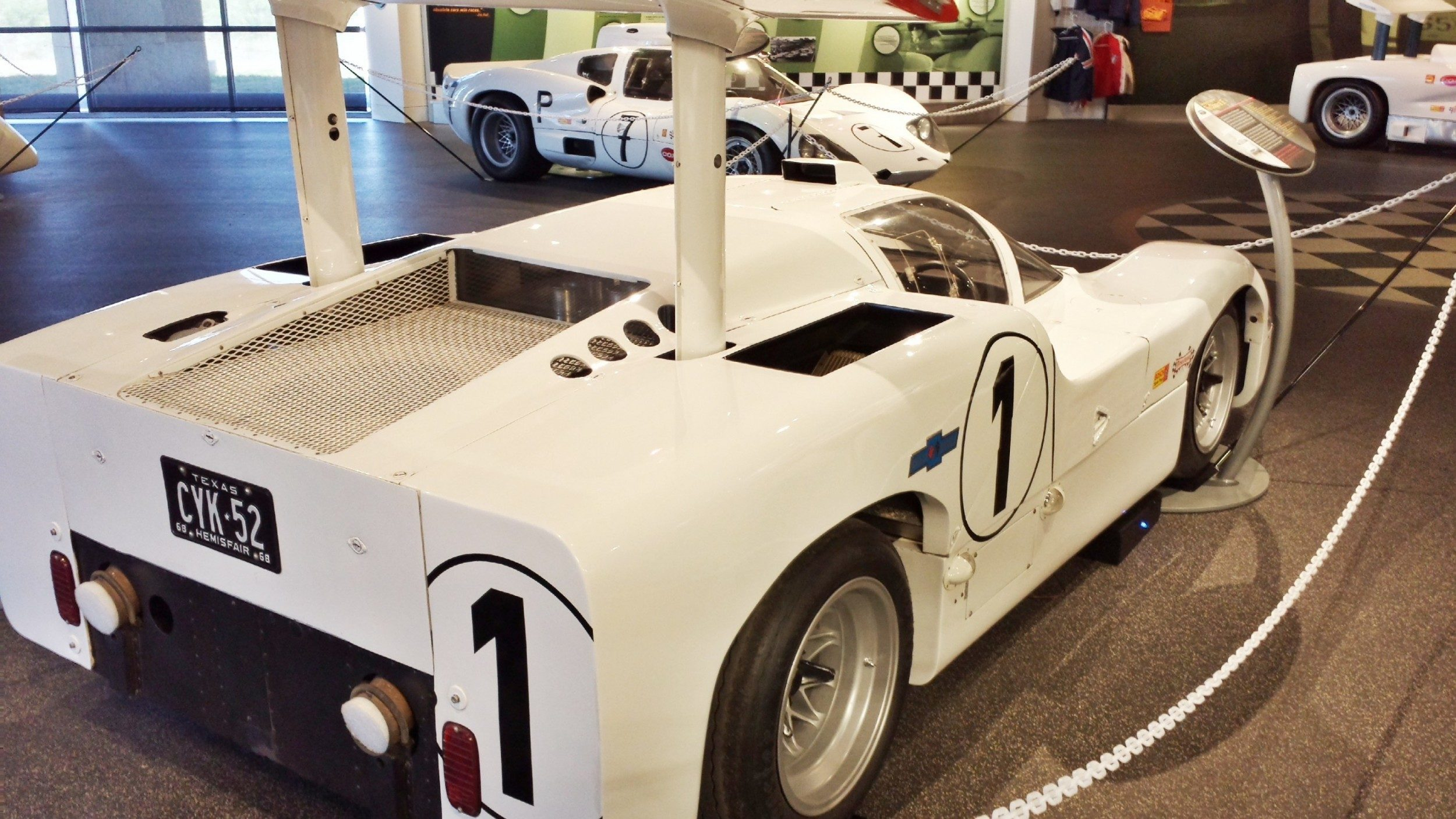 Jim Ellis Porsche >> See The Authentic Chaparral 2H and 2J Racecars at the Petroleum Museum in Midland, Texas