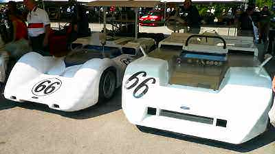 See The Authentic Chaparral 2H and 2J Racecars at the Petroleum Museum in Midland, Texas 34
